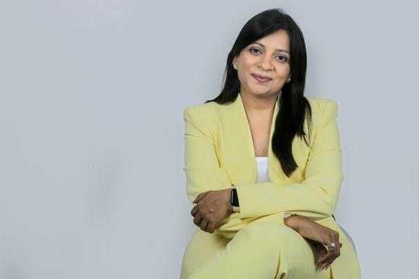 Fashion Designer Seema Kalavadia honoured with Times Icons of Surat 2020-21