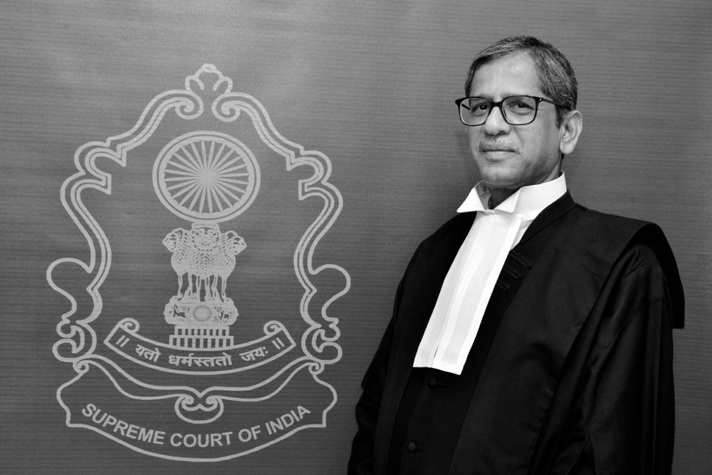 Shri Justice Nuthalapati Venkata Ramana appointed as Chief Justice of India