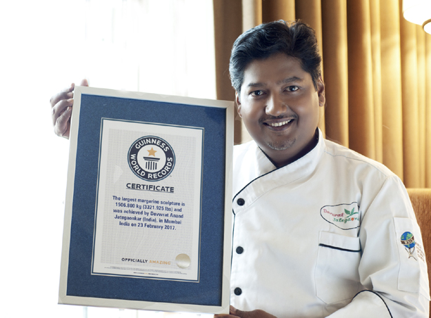 Guinness world record holder Chef Devwrat Jategaonkar's inspirational story covered in OMG! Yeh Mera India Season 7