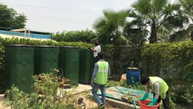 Riverdale Aerovista becomes the First Housing Society to install a path- breaking Composting system in tricity