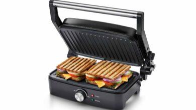 TTK Prestige's new electric grill 4.0