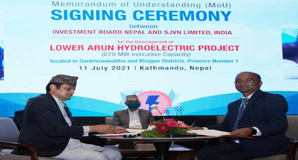 CPSE under Ministry of Power bags project under leadership of Union Power Minister Shri R K Singh