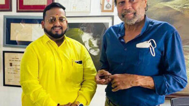 Social activist Vishal Bhujbal to be honoured with Bharat Youth Award for incredible service to uplift society